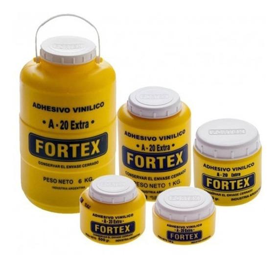 Adhesivo Vinilico/cola Vinilica Fortex 1k 10007 Mm