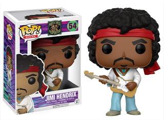Funko Pop - Jimi Hendrix #54 - Rocks - Nuevo - Nextgames