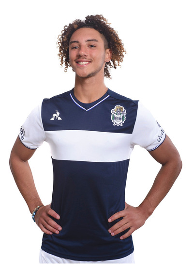 Camiseta Le Coq Sportif Gelp Away Player 2018-l2996535- Open