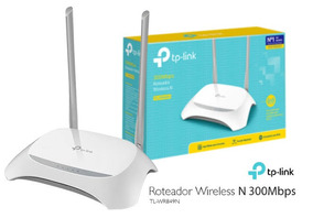 Roteador Wireless Tp-link N 300mbps