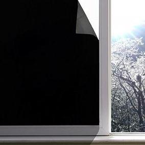 Pelicula Insulfilm Blackout Black Out Preto Total 0,67x1m