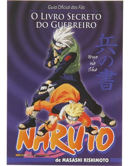 Naruto: O Livro Secreto Do Guerreiros