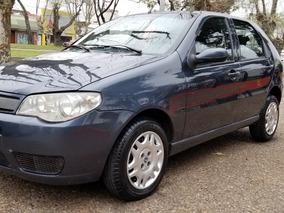 Fiat Palio 1.7 Elx Ln Pk Elec.excelente Gris