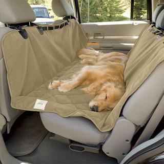 Cubre Asiento/hamaca Para Perro Orvis Deluxe Microfiber Car