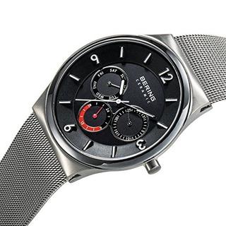 Bering Time 33440077 Reloj De Coleccion De Ceramica Para Hom