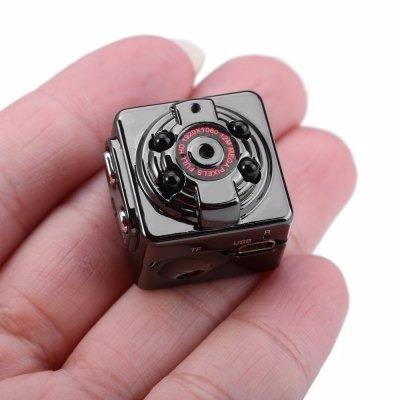 Mini Cámara Espía Infrarroja Full Hd Exp. 32 Gb Oferta