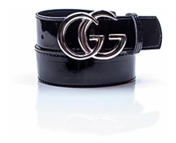 Cinto Mujer Charol Cinturones Modernos Dama - Varios Modelos