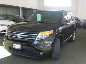 Ford Explorer 3.5 Limited Mt 2015