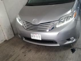 Toyota Sienna 3.5 Xle Mt 2016