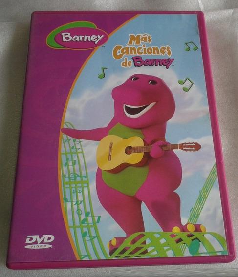 Barney Mas Canciones De Barney Dvd