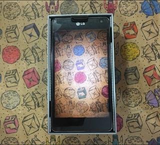Celular Android Lg Optimus G E-977 Em Perfeito Estado