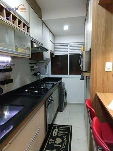 Apartamento Com 2 Dormitórios À Venda, 60 M² Por R$ 330.000 - Urbanova - São José Dos Campos/sp - Ap9899