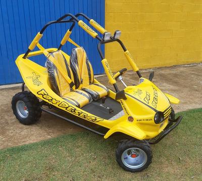 Mini Buggy Fapinha Fox Desert Partida Eletric Pronta Entrega