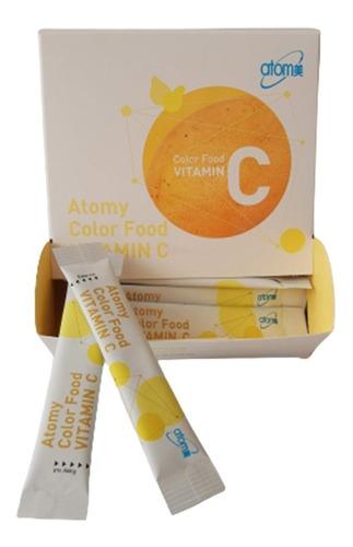 Vitamina C Atomy Caja X 90 Sobr - Unidad a $1666