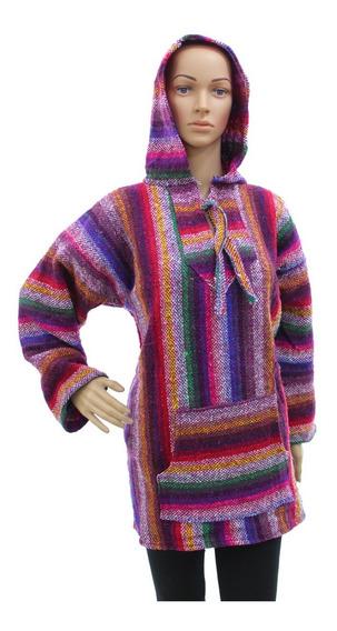 Suéter Poncho Para Dama