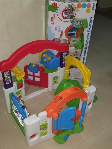 Casa Se Juegos Littles Tikes