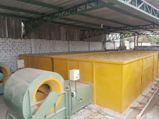 Secadoras Cacao Maíz Arroz