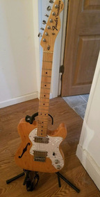 Guitarra Fender Telecaster Thinline 72