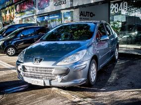 Peugeot 307 2.0 Hdi Xs Premium 110cv Azul $20.000 + Cuotas