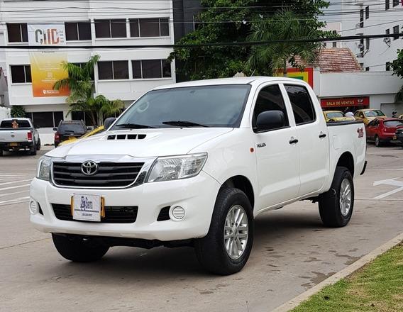 Toyota Hilux 4x4 Diesel 2.5 Mec.