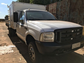 Ford F-4000 4x4 Ano 2006 /2006 Cabine Suplementar Para 8 Pas