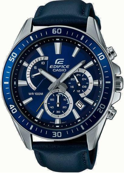 Relógio Casio Edifice Masculino Efr-552zl-2avdf Original