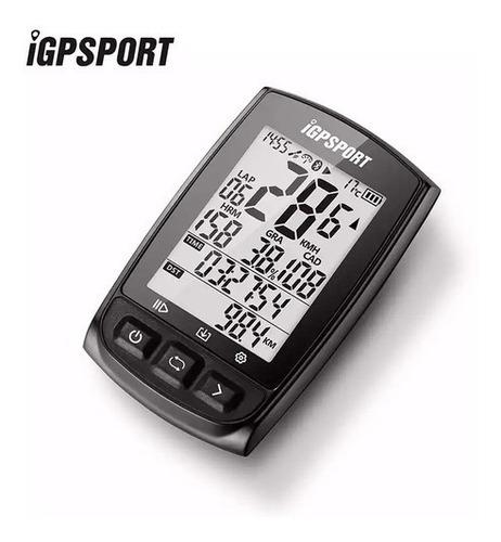 Imagem 1 de 6 de Gps Igpsport Igs50e Nota Fiscal Garantia * Oferta Especial