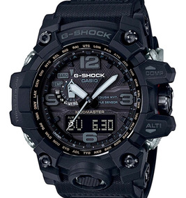Reloj Casio G-shock Gwg-1000-1a1 Mudmaster Original Ghiberti