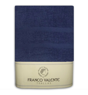 Set X 3 Toallas De Mano Franco Valente Pesada 500 Gr 48x88 C