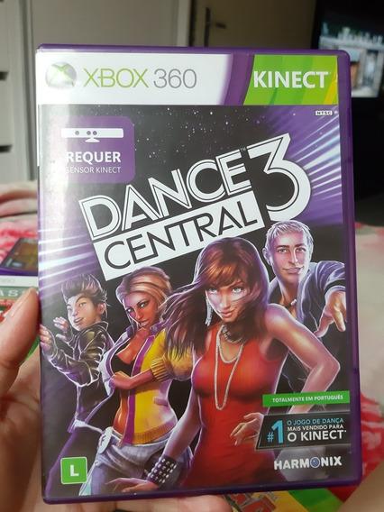 Dance Central 3 Xbox 360