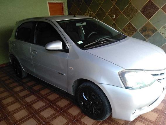 Etios Hatch 1.3 X 16v 5p