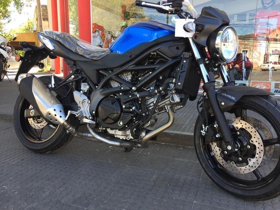 Suzuki Sv650a 0km - Rps Bikes Srl Saladillo Roque Perez