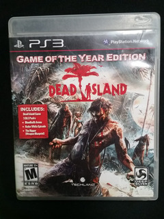Dead Island Goty Game Of The Year