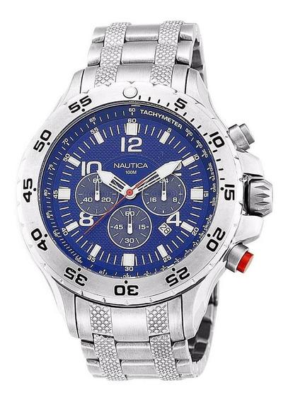 Relógio Nautica Chronograph N19509g