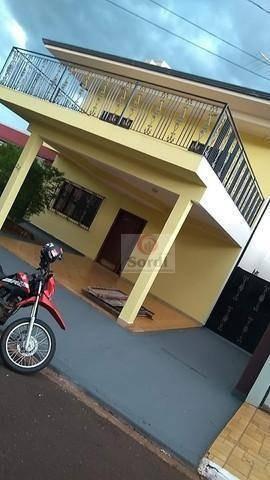 Sobrado Com 3 Dormitórios, 282 M² - Venda Por R$ 763.000,00 Ou Aluguel Por R$ 3.100,00/mês - Bonfim Paulista - Ribeirão Preto/sp - So0543