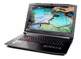 Notebook Acer Predator Gamer I7 Ssd 256 1tb Gtx 1060 Promo
