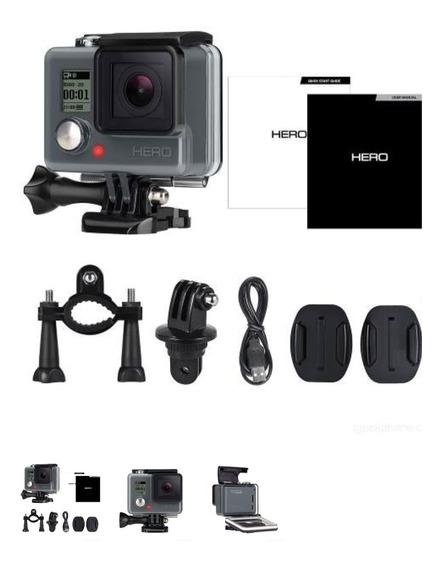 Câmera Gopro Hero Basic Ultra Wide 5mp - Chdha-301