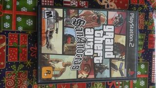Juegos Play 2 Gta Sa Original