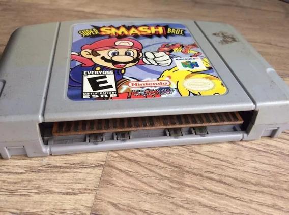 Super Smash Bros 64 Completo