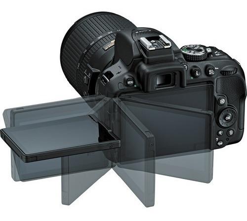 Nikon D5300 New 2020 Super Kit 18-55 + Bolso + 64gb Gartia.