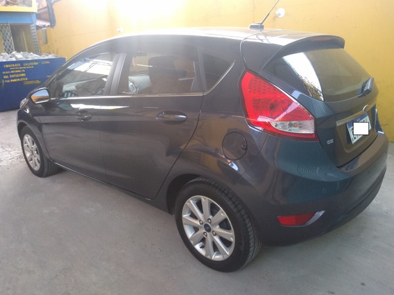 New Fiesta Hatch 1.6 Se Flex Completo