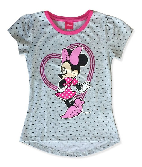 Blusa Minnie Mouse Oficial