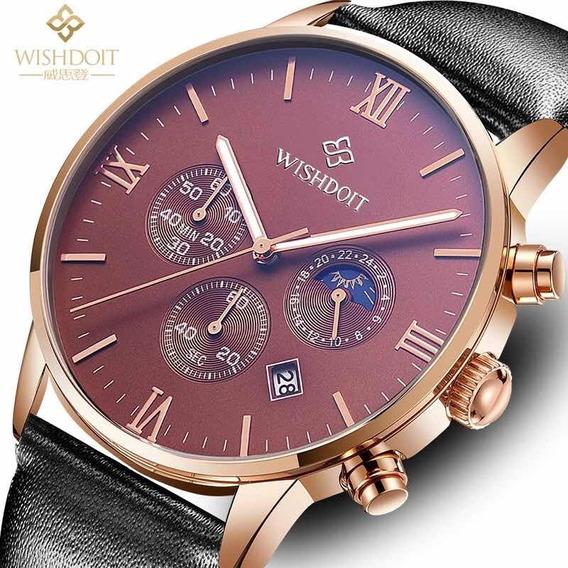 Relógio Wishdoit - Esporte Luxo
