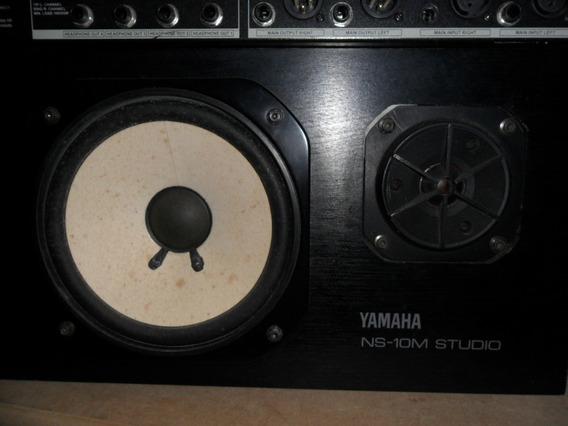 Monitor Yamaha Ns1m Studio (par)