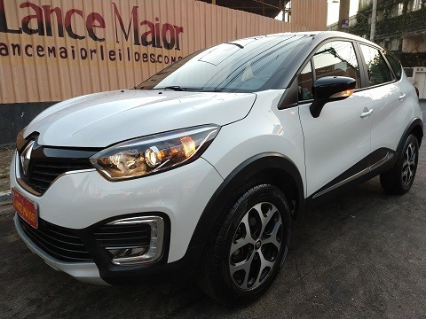 Captur Intense 1.6 Flex Aut.2019