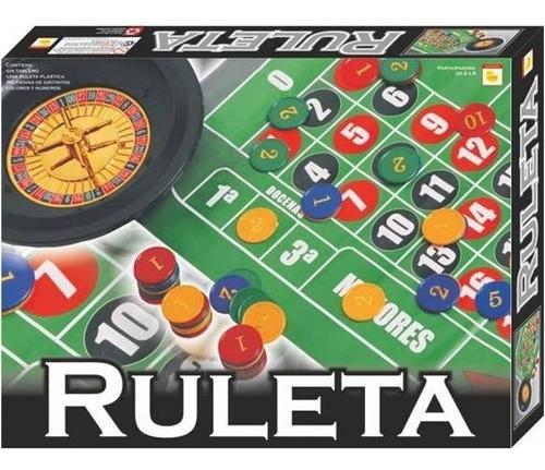Ruleta Juego De Mesa Azar Y607