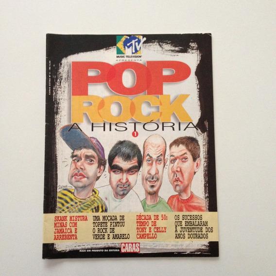 Revista Mtv Music Apresenta Pop Rock A História N°05