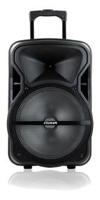 Caixa Amplificada Multiuso Frahm 200w Rms Sem Fio Cm 600
