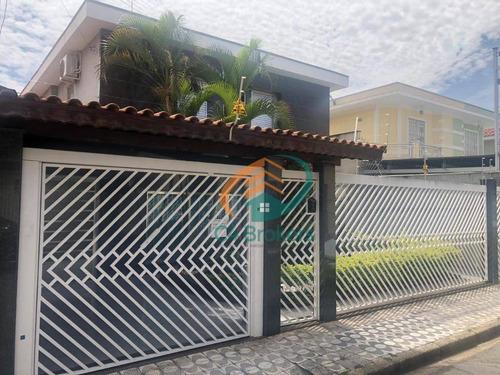 Imagem 1 de 27 de Casa Com 3 Dormitórios À Venda, 252 M² Por R$ 1.200.000,00 - Jaçanã - São Paulo/sp - Ca0031