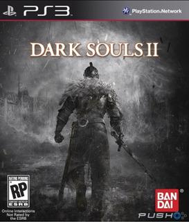 Dark Souls 2 Juego Ps3